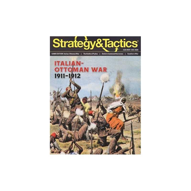 Strategy & Tactics 325 Italian Ottoman War
