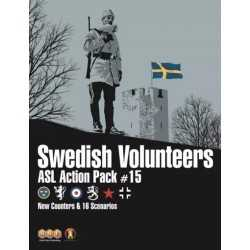 ASL Action Pack 15 Swedish Volunteers