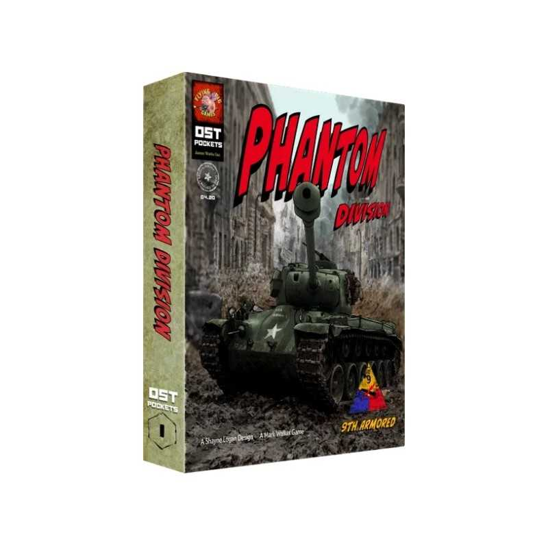 Phantom Division Old School Tactical expansion