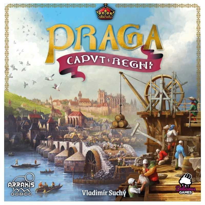 Praga Caput Regni PREVENTA