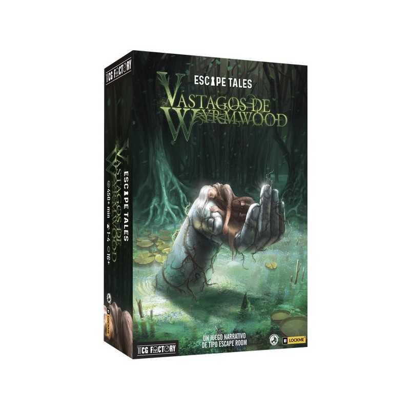 Escape Tales Vástagos de Wyrmwood