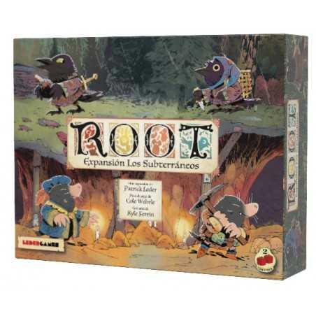 Root Expansión Los Subterráneos PREVENTA