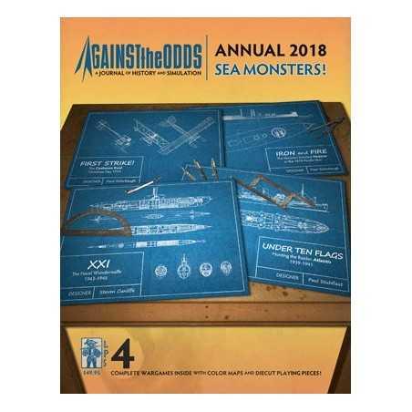 ATO Annual 2018 Sea Monsters!