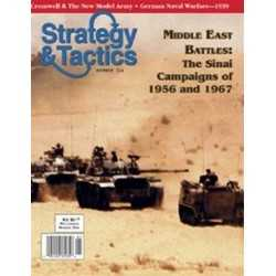 Strategy & Tactics 226 The Middle East Battles