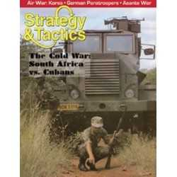 Strategy & Tactics 235 Cold War Battles: Angola & Budapest