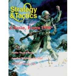 Strategy & Tactics Issue 257 Chosin: X Corps Escapes the Trap