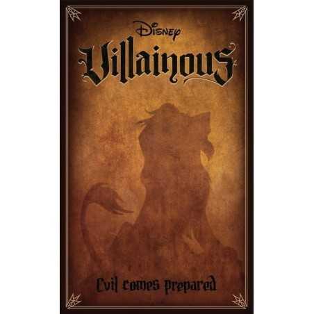 Evil Comes Prepared Disney Villainous
