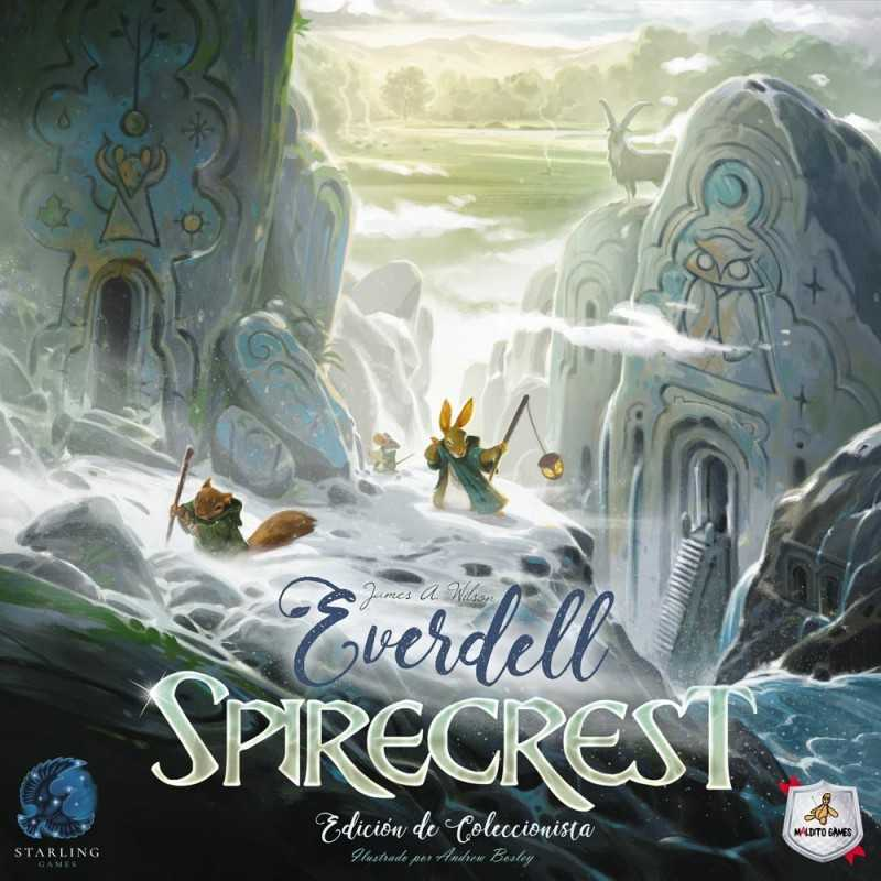 Everdell Spirecrest Edición Coleccionista