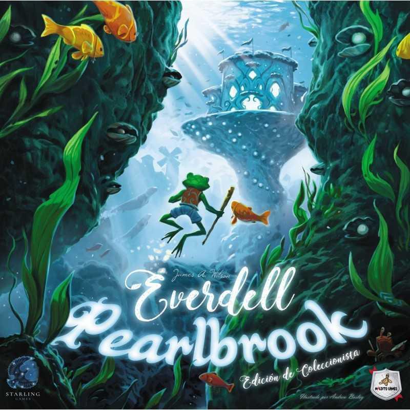 Everdell Pearlbrook Edición Coleccionista