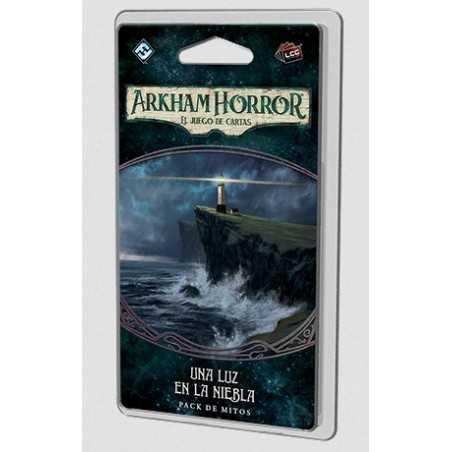 Una luz en la niebla Arkham Horror el juego de cartas