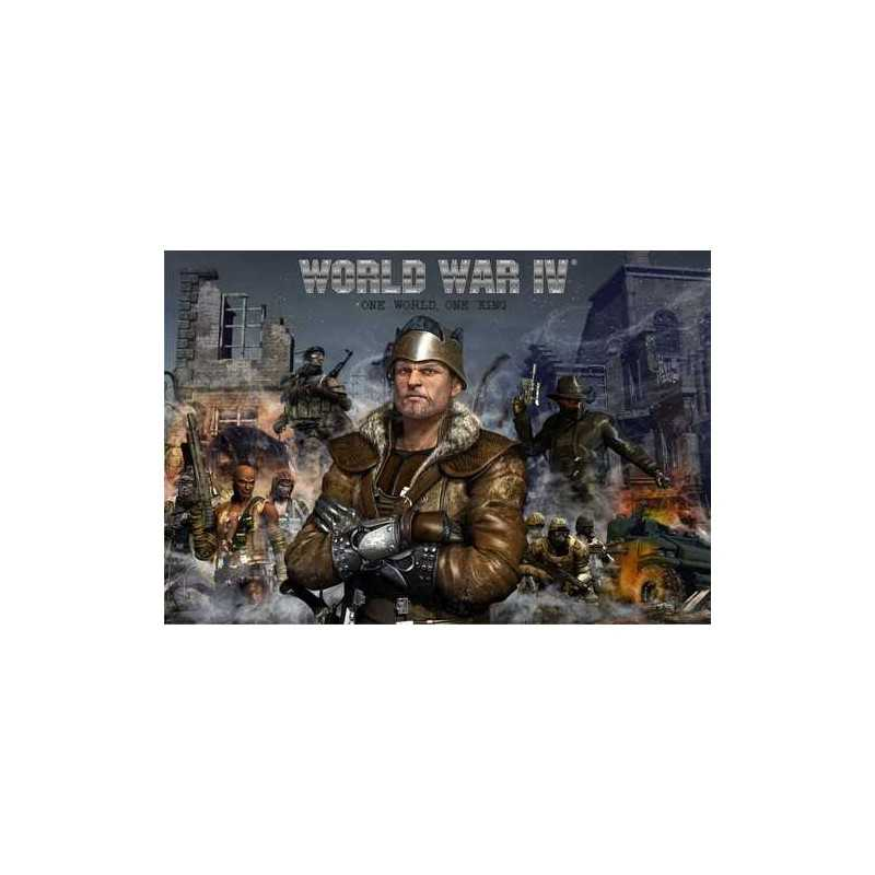 World War IV: One World, One King