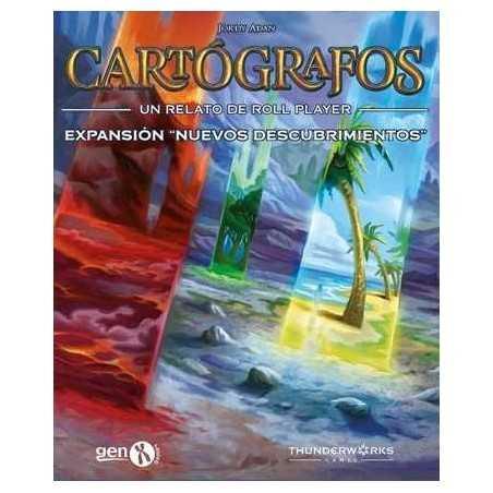 Cartógrafos expansión Nuevos descubrimientos
