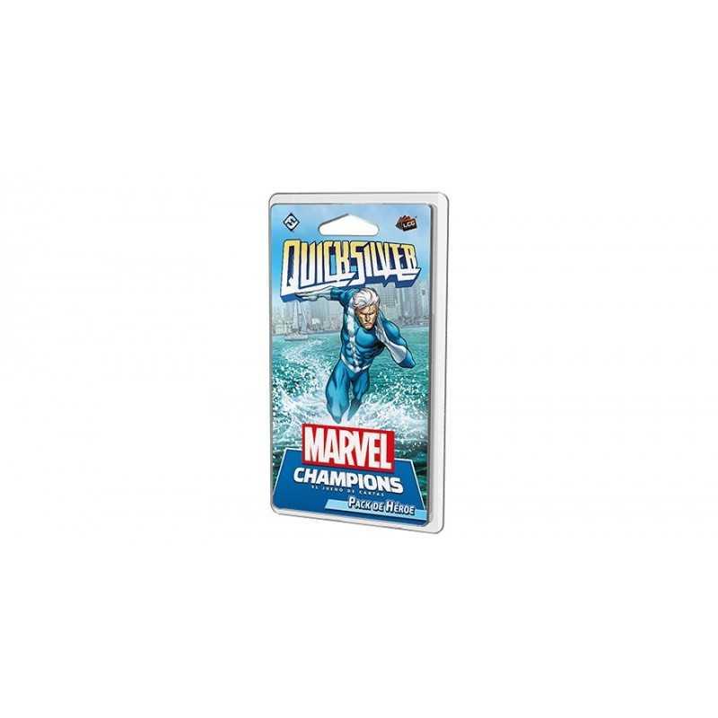 Quicksilver Marvel Champions el Juego de Cartas