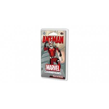 Ant-Man Marvel Champions el Juego de Cartas