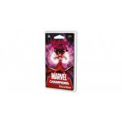 Scarlet Witch Marvel Champions el Juego de Cartas