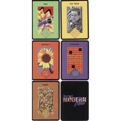 Modern Art el juego de cartas
