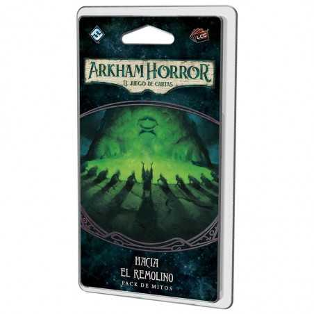 Hacia el remolino Arkham Horror el juego de cartas