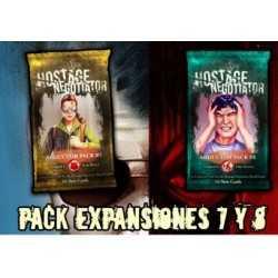 Hostage Negotiator EXPANSIONES 7 Y 8
