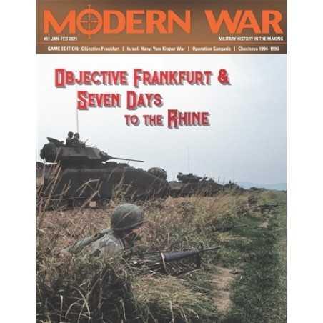 Modern War 51 Objective Frankfurt