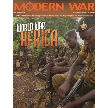 Modern War 52 World War Africa: The Congo, 1998-2001