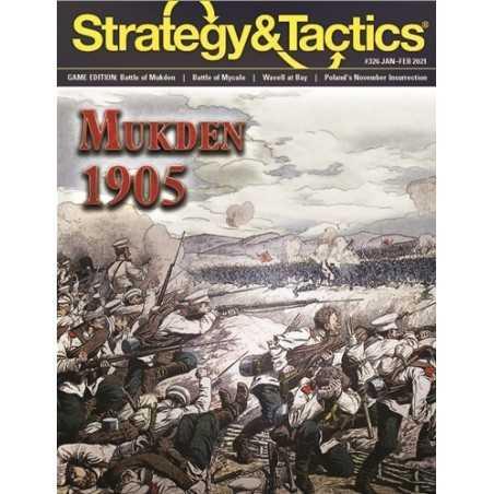 Strategy & Tactics 326 Mukden 1905