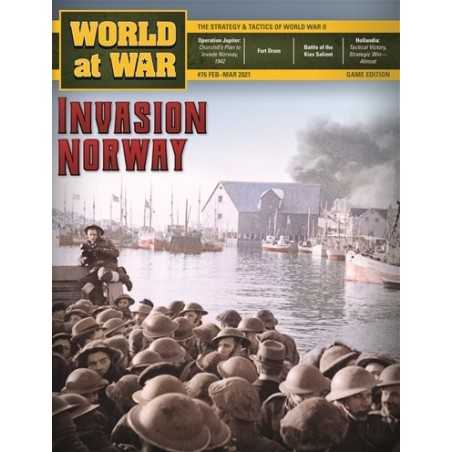 World at War 76 Operation Jupiter: Churchill's Plan to Invade Norway, 1942