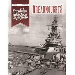 Strategy & Tactics Quarterly 12 Dreadnoughts Big-Gun Era of Naval Warfare