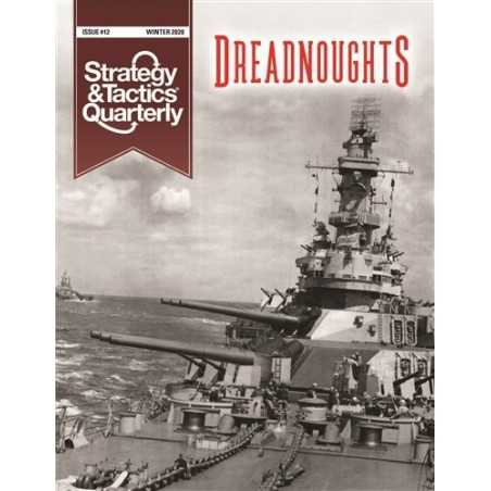 Strategy & Tactics Quarterly 12 Dreadnoughts Big-Gun Era of Naval Warfare