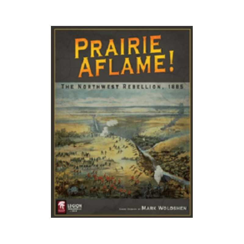 Prairie Aflame! 2nd edition
