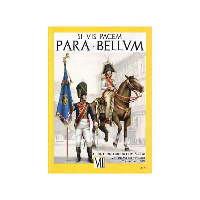 PARA BELLUM VIII Tolentino 1815