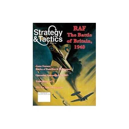 Strategy & Tactics 256 Marlborough's Battles