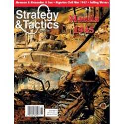 Strategy & Tactics 246 Manila '45: Stalingrad of the Pacific