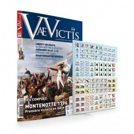 VaeVictis 128 Montenotte 1796