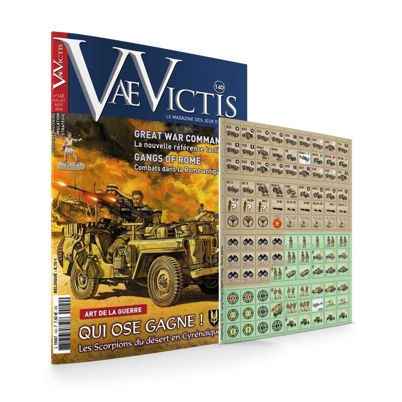 VaeVictis 140 Who Dares Wins!
