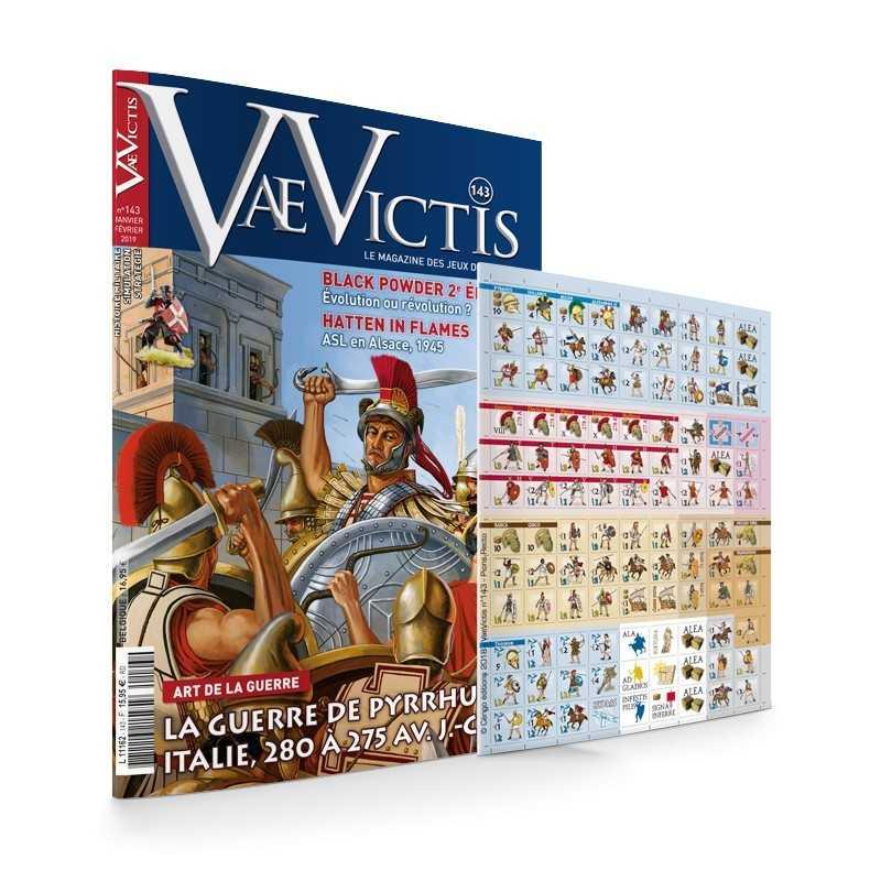 VaeVictis 143 Pyrrhus imperator