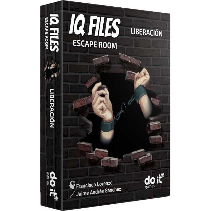 Iq Files Liberación