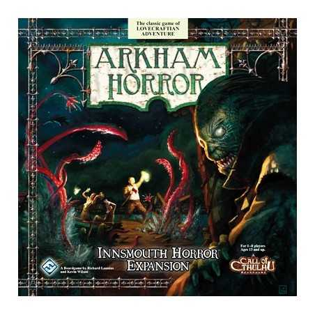 Innsmouth Horror : Arkham Horror expansion (English)