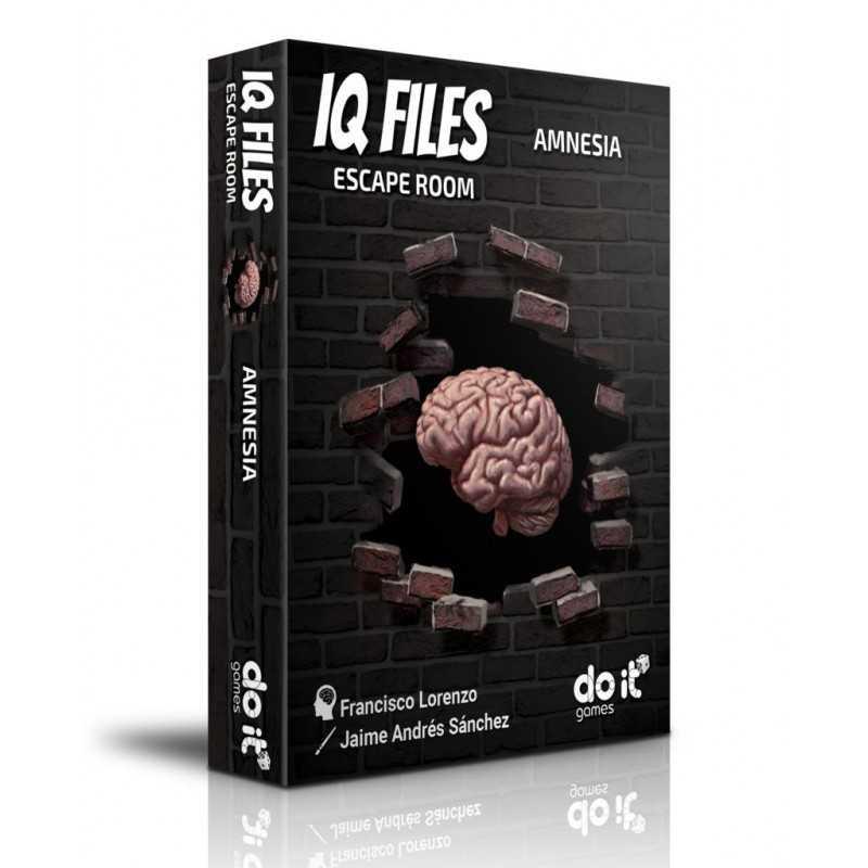 Iq Files Amnesia