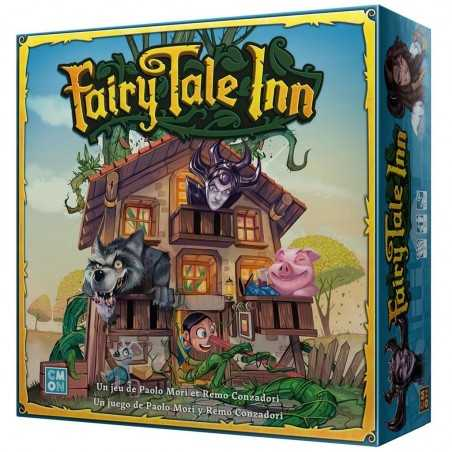 Fairy Tile Inn