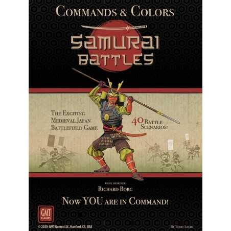 Commands & Colors Samurai Battles