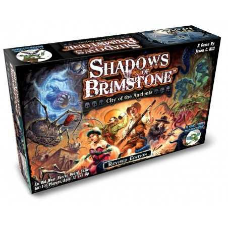 Shadows of Brimstone City of the Ancients REVISED EDITION