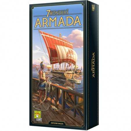 7 Wonders Armada Nueva Edición