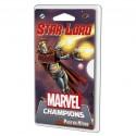 Star Lord Marvel Champions el Juego de Cartas