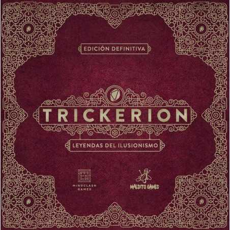 Trickerion Leyendas del Ilusionismo