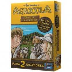 Agricola Animales en la granja edición definitiva PREVENTA