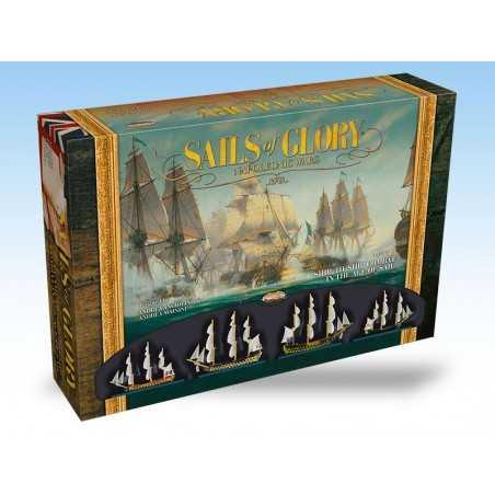 Sails of Glory Napoleonic Wars Starter Set 2nd edition