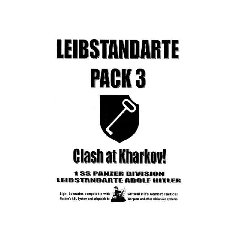 ASL Leibstandarte Pack 3 Clash at Kharkov