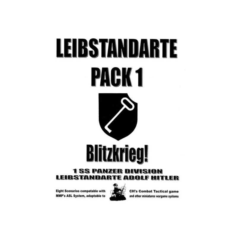 ASL Leibstandarte Pack 1: Blitzkrieg