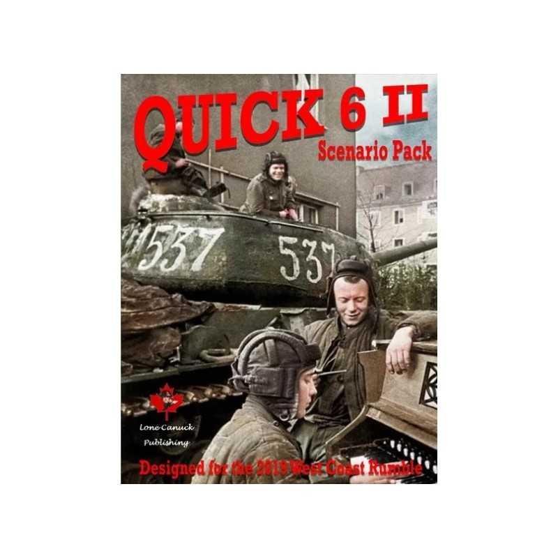 ASL Quick 6 II Scenario Pack