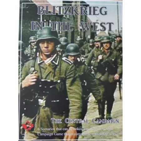ASL Blitzkrieg in the West Central Campaign